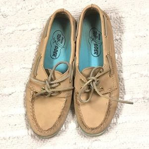 Women's Leather Sperry Top-Sider Shoes Size 7
